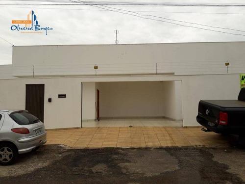 Imagem 1 de 30 de Casa Com 3 Dormitórios À Venda, Por R$ 380.000 - Residencial Vale Do Sol - Anápolis/go - Ca1643