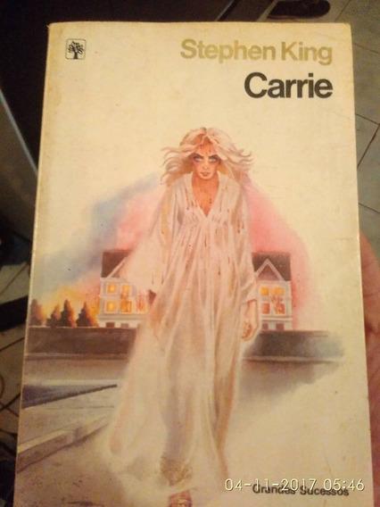 Livro Stephen King Carrie