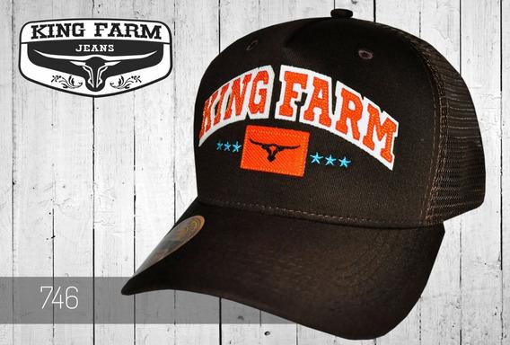 Boné King Farm 746