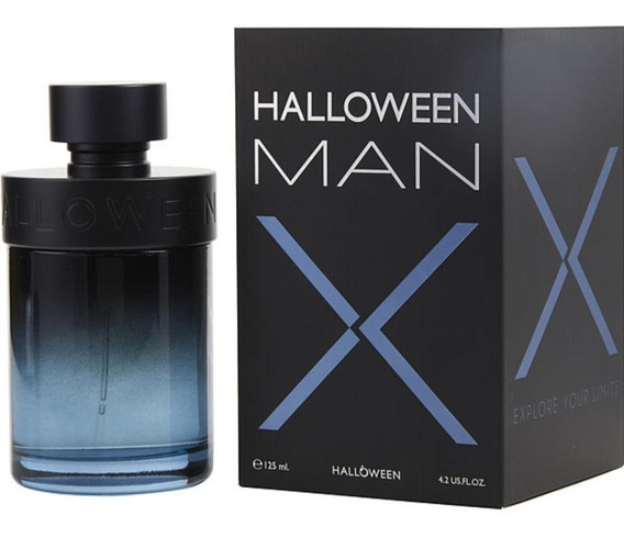 Halloween Man X Edt 125ml Original E Lacrado