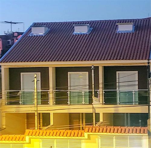Imagem 1 de 20 de Sobrado Novo Na Vila Campo Grande - Reo489271