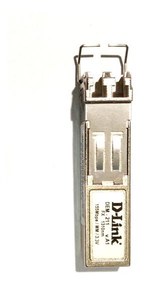 Conversor De Interfaces D-link Dem-211 V.a1 Fx 1310nm