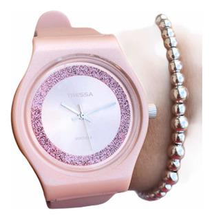 Reloj Tressa Funny Tipo Swatch Sumerg Últimos !!!casa Tagger