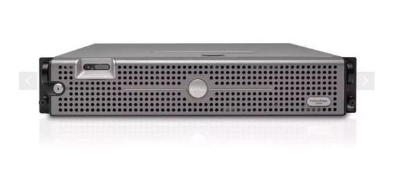 Servidor Dell 2950 - 2 Xeon Quad Core 16gb