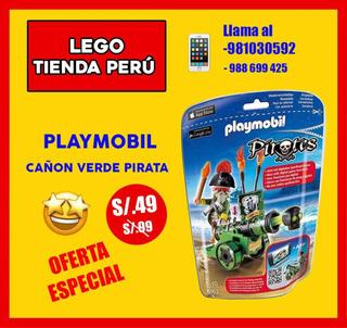 Lego Pirata Playmobil Original