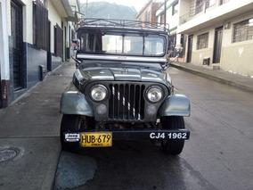 Jeep Willys Cj4