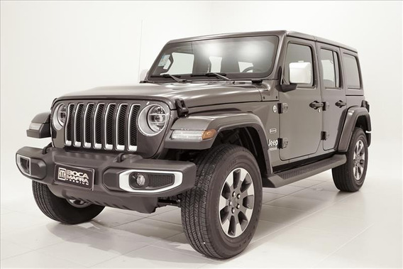 Jeep Wrangler 2.0 Turbo Sahara 4x4 At8