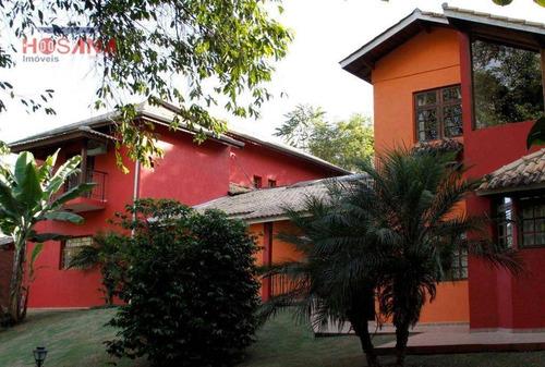 Imagem 1 de 30 de Chácara Residencial À Venda, Jardim Dos Lagos, Franco Da Rocha. - Ch0022