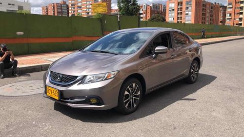 Honda Civic 2014 1.8 Ex-l