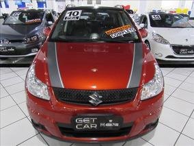 Suzuki Sx4 Sx4 2.0 16v 145cv 4wd 5p Aut