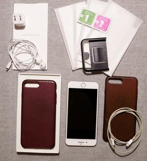 iPhone 8 Plus 256gb + Brindes