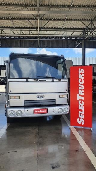 Ford Cargo 816 S 2013 Ar Condicionado Carroceria Selectrucks