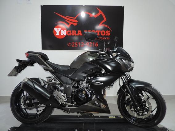 Kawasaki Z 300 2016