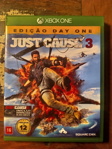 Just Cause 3 Semi Novo Xbox One