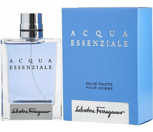 Aqua Essenziale Salvatore Ferragamo 10 - mL a $1350