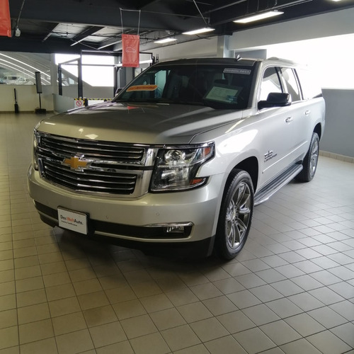 Imagen 1 de 14 de Chevrolet Suburban 2015