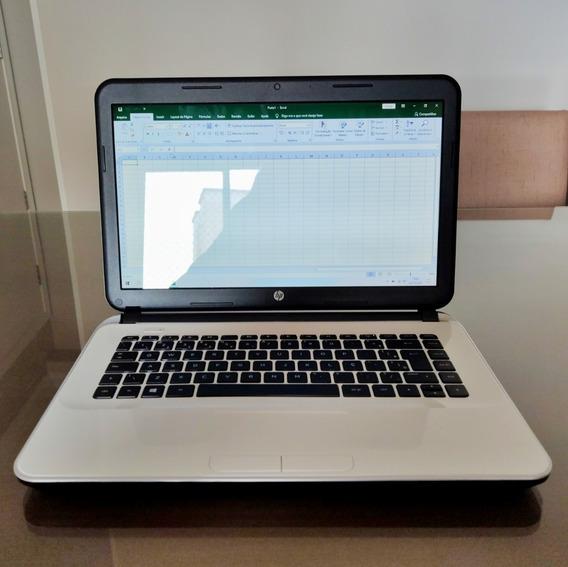Notebook Hp Core I7 8gb Ram Ssd 240gb Windows 10 E Office