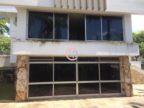 Sobrado Para Aluguel, 8 Vagas, Jardim São Caetano - São Caetano Do Sul /sp - 3083