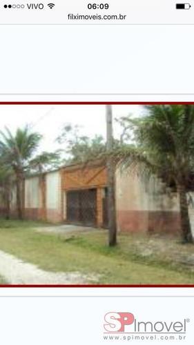 Chácara Para Venda Por R$280.000,00 - Jardim São Fernando, Itanhaém / Sp - Bdi18509