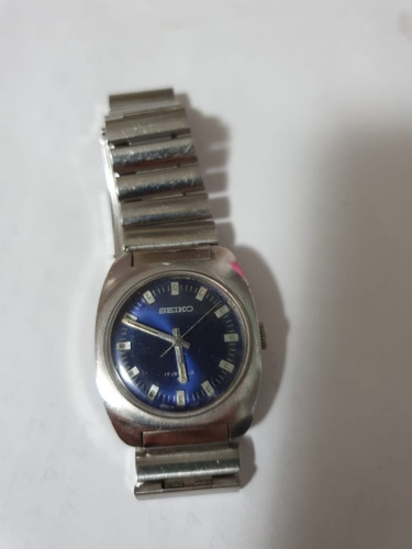 Relógio Seiko Antigo A Corda 66 6000