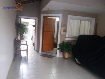 Casa Com 3 Dormitórios À Venda, 145 M² Por R$ 490.000,00 - Jardim Das Indústrias - São José Dos Campos/sp - Ca1970