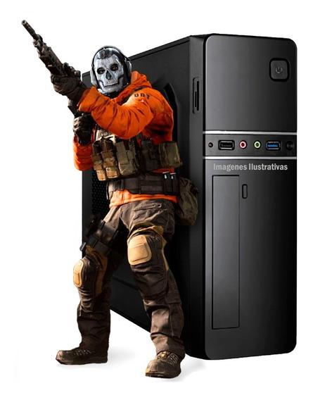 Pc Gamer Diseño I5 9400f 16gb Ram Gtx 1030 2gb 18 Cuotas