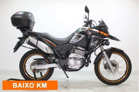 Honda Xre 300 Abs 2019 Verde