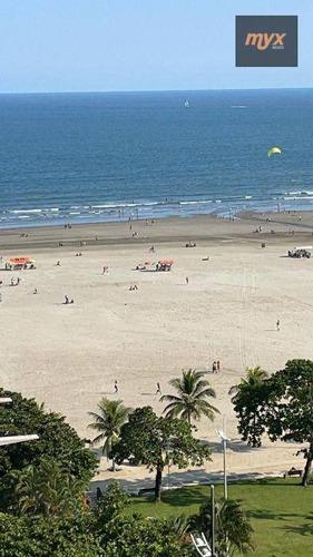 Imagem 1 de 16 de Apartamento Com 2 Dormitórios À Venda, 123 M² Por R$ 498.200,00 - José Menino - Santos/sp - Ap6148