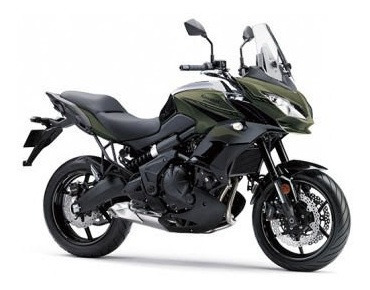Versys 650 Verde - 2020 0km - Kawasaki - Consultor Alex