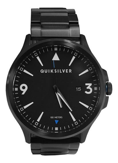 Relógio Quiksilver Beluka Metal Original - Black