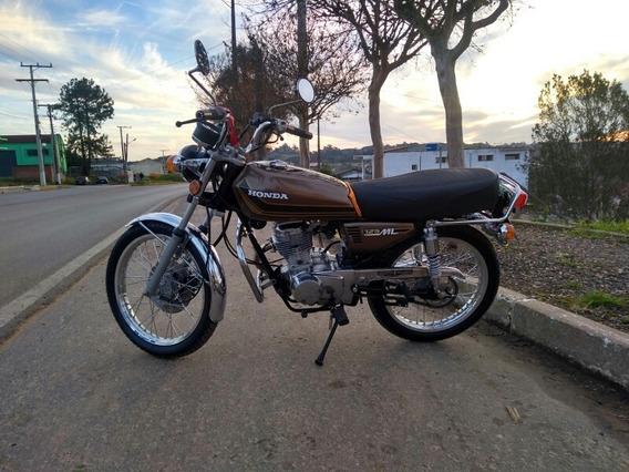 Honda Cg\ml 125