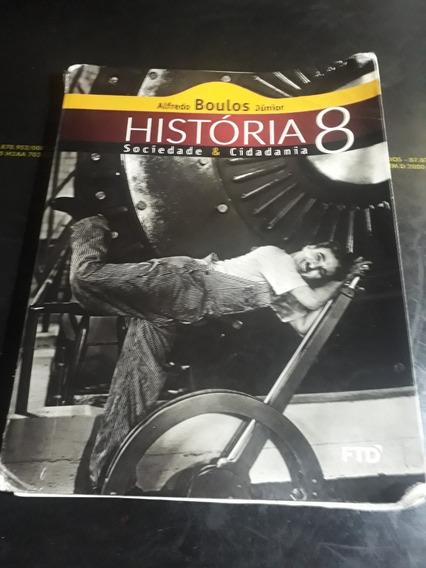 História Sociedade & Cidadania 8º Aluno ( Usado )