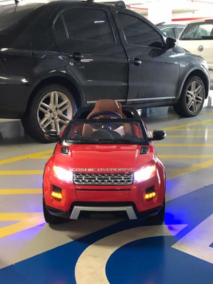 Mini Land Rover Elétrica 12v