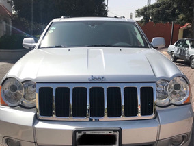 Jeep Grand Cherokee 5.7 Limited Premium V8 4x4 Mt 2008