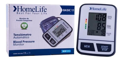Tensiómetro Automático Homelife Bsp-11
