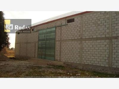 Bodega Comercial En Renta Yoalcoatl
