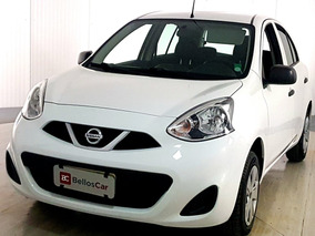 Nissan March 1.0 S 12v Flex 4p Manual 2015/2016