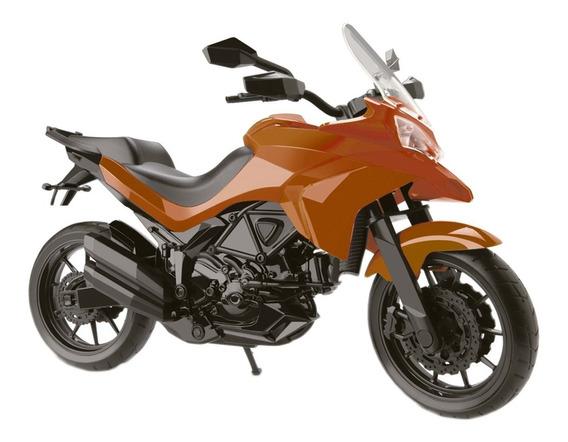 Moto Infantil Multi Motors - 26,5cm - Pneus Borracha - Roma