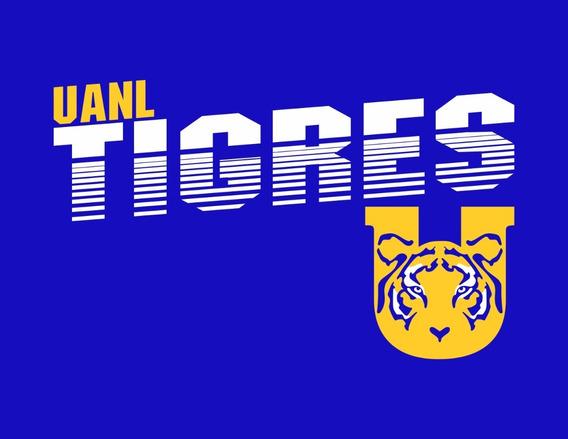 Playera Uanl Tigres Nuevo León Mx Soccer Fútbol 2019 2020