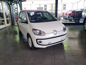 Volkswagen Up 5p White 2016
