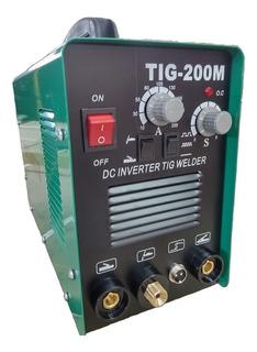 Maquina De Solda 200a Tig Elet Arco Pulsado Alta Frequencia