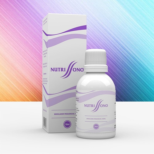Nutrissono Gotas Sublingual 50ml Fisioquântic