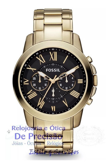 Relógio Fossil Grant Ffs4815/z (796483007611)