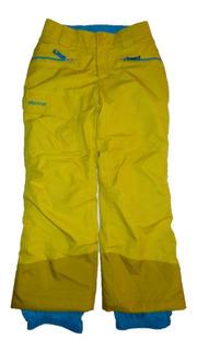 Marmot Pantalón Para Nieve De Niña M 10-12 Años Nuevo