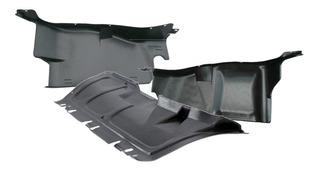 Kit Tolvas De Motor Volkswagen Jetta A4 Golf Clasico 2.0l Inferiores 3 Pzas Central - Laterales Derecha E Izquierda