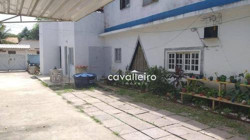 Investidores - Village Com 08 Unidades À Venda Juntas) 352 M² Por R$ 550.000 - Praia De Itaipuaçu (itaipuaçu) - Maricá/rj - Vl0001