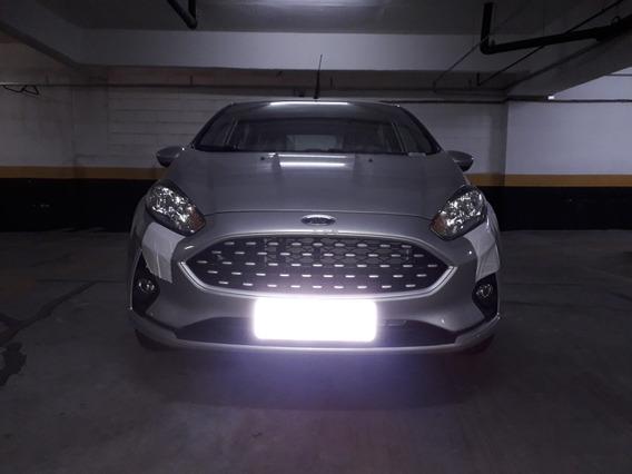 Vendo Ford Fiesta Se 1.6 16v 18/19 Documentação Toda Ok