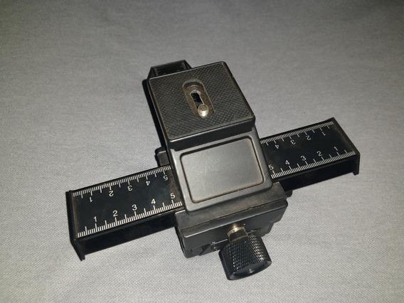 Cabeça Com Ajuste Micrômetro O Para Tripé