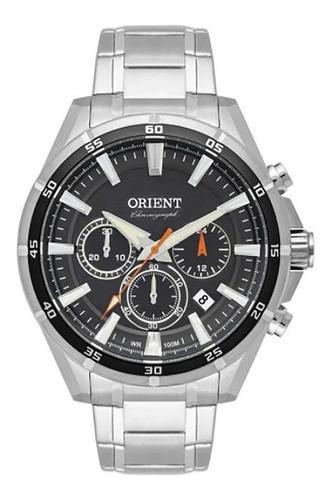 Relógio Orient Masculino Cronógrafo Mbssc218 G1sx