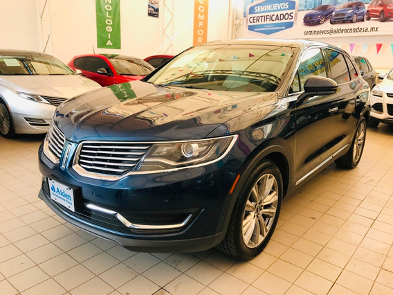 Lincoln Mkx 3.8 3.7 4x4 At 2017